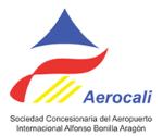 Cali Alfonso Bonilla Aragon Airport